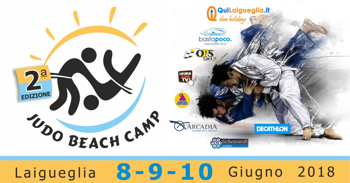 Judo Beach Camp