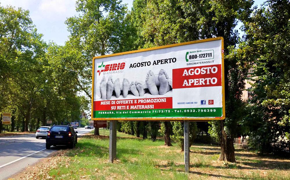 poster pubblicitari