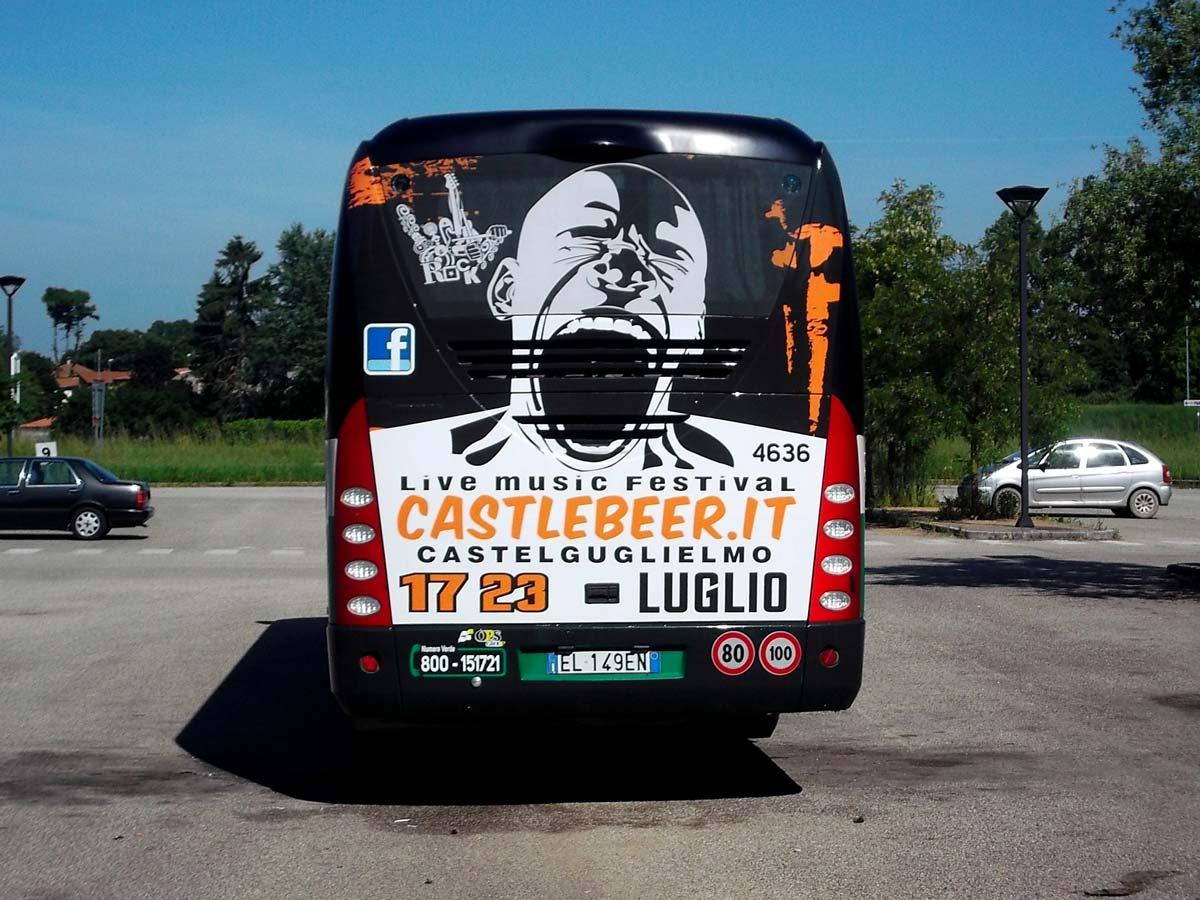 OPS Group - Decorazioni Autobus